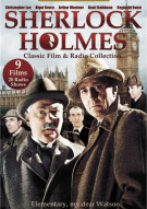 Sherlock Holmes: Classic Film And Radio Collection Movie