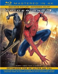 Spider-Man 3 (Blu-ray + UltraViolet) Blu-ray