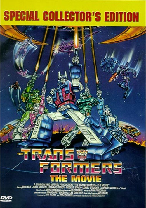Transformers: The Movie Movie