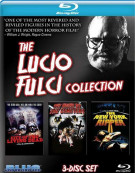 Lucio Fuici Collection, The Blu-ray