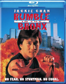Rumble In The Bronx Blu-ray