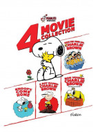 Peanuts 4-Movie Collection Movie