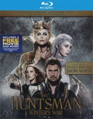 Huntsman, The: Winters War (Blu-ray + DVD + UltraViolet) Blu-ray