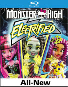 Monster High: Electrified (Blu-ray + DVD + UltraViolet) Blu-ray