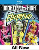 Monster High: Electrified (Blu-ray + DVD + UltraViolet) Blu-ray