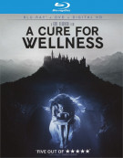 Cure For Wellness, A (Blu-ray + DVD Combo + Digital HD) Blu-ray