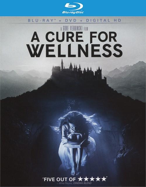 Cure For Wellness, A (Blu-ray + DVD Combo + Digital HD) Blu-ray