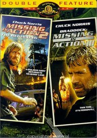 Missing In Action 2/ Missing In Action III (Double Feature) Movie