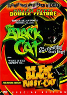 Black Cat, The/ The Fat Black Pussycat (Double Feature) Movie