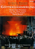 Gotterdammerung: Wagner - Pierre Boulez Movie