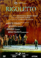 Rigoletto: Verdi, Machado, Verona Opera Movie