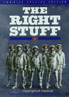 Right Stuff, The: Special Edition Movie