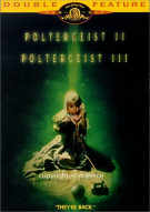 Poltergeist II: The Other Side / Poltergeist III (Double Feature) Movie