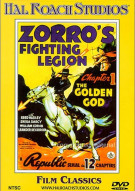 Zorros Fighting Legion Movie