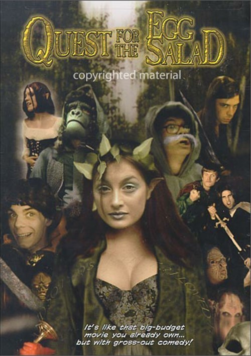 Quest For The Egg Salad Movie