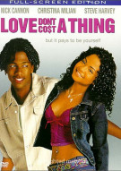 Love Dont Cost A Thing (Fullscreen) Movie