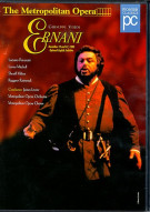 Metropolitan Opera, The: The Ernani Movie