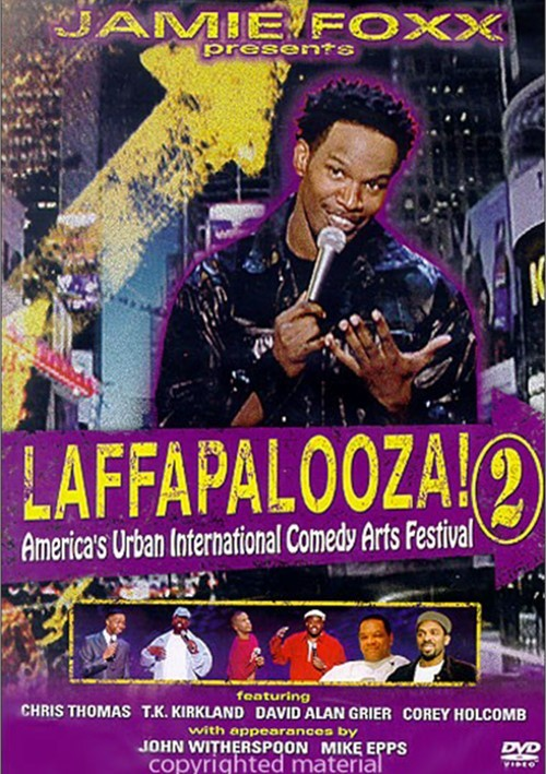 Laffapalooza!: Volume 2 Movie