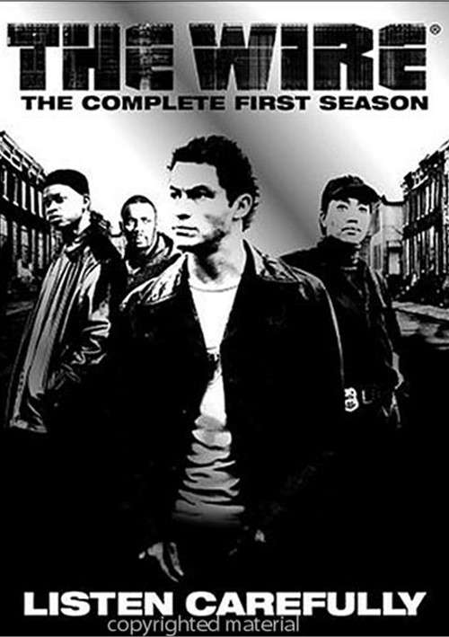 Wire, The: The Complete First Season Movie