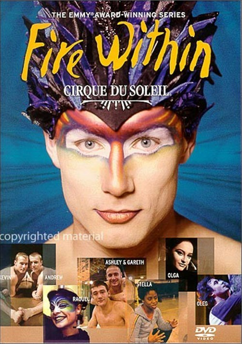 Cirque Du Soleil: Fire Within / Varekai (2 Pack) Movie