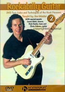Rockabilly Guitar:  DVD Two:  Licks and Techniques of the Rock Pioneers 2: Jim Weider Movie