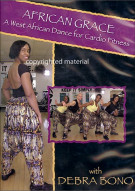 African Grace: West African Dance For Cardio With Debra Bono Movie