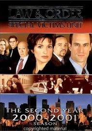 Law & Order: Special Victims Unit - The Second Year Movie