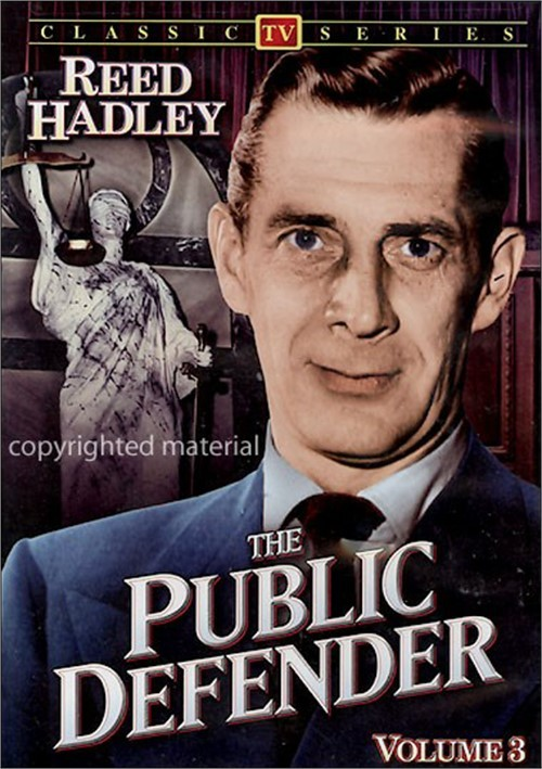 Public Defender, The: Volume 3 (Alpha) Movie