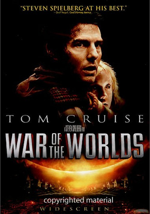 War Of The Worlds (2005) (Widescreen) Movie