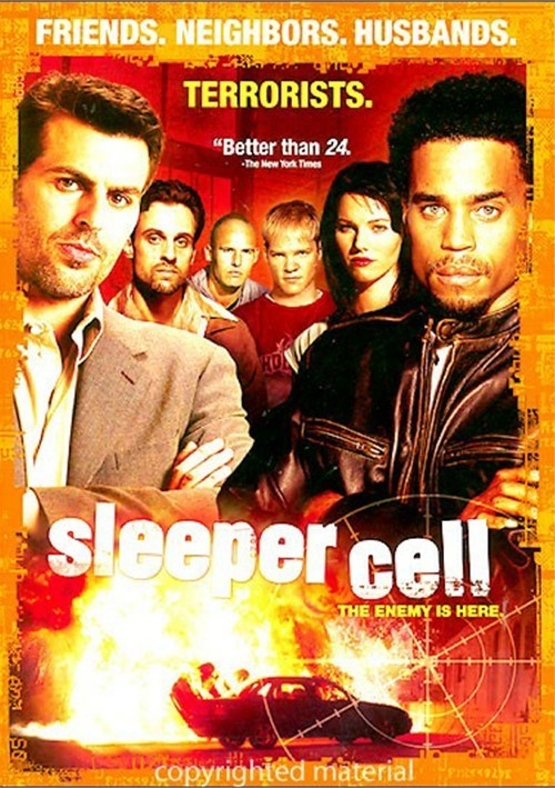 Sleeper Cell: The Complete First Season Movie