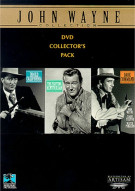 John Wayne Collectors Pack Movie