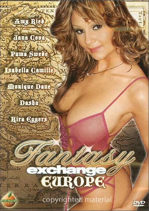 Fantasy Exchange Europe  Movie
