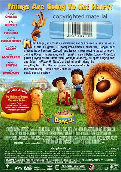 Doogal (DVD 2006) | DVD Empire: www.dvdempire.com/1070549/doogal-movie.html
