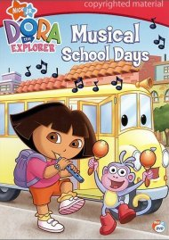 Dora The Explorer: Musical School Days Movie