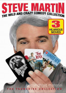Steve Martin: The Wild And Crazy Comedy Collection Movie