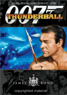 Thunderball (Repackage) Movie