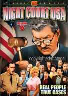 Night Court USA: Volume 5 Movie