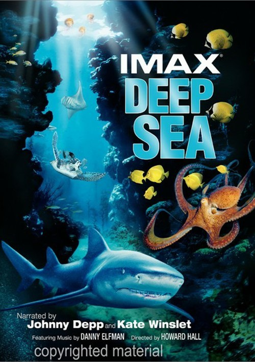 IMAX: Deep Sea Movie