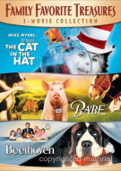 Family Favorite Treasures Movie