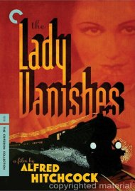 Lady Vanishes, The: 2 Disc Edition - The Criterion Collection Movie