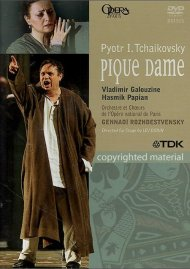 Pyotr I. Tchaikovsky: Pique Dame Movie