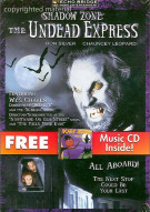 Shadow Zone:  The Undead Express (With CD) Movie