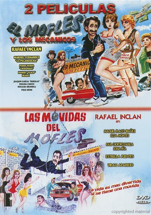 El Mofles Y Los Mecanicos / Las Movidas Del Mofles (Double Feature) Movie