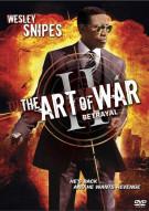Art Of War II, The: Betrayal Movie