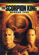 Scorpion King Warrior Pack, The Movie