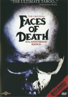 Original Faces Of Death, The Movie