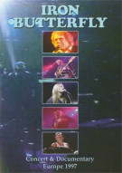 Iron Butterfly: Concert & Documentary - Europe 1977 Movie