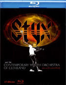 Styx And The Contemporary Youth Orchestra: One With Everything Blu-ray
