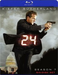 24: Season Seven Blu-ray
