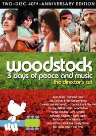 Woodstock: 40th Anniversary Edition Movie